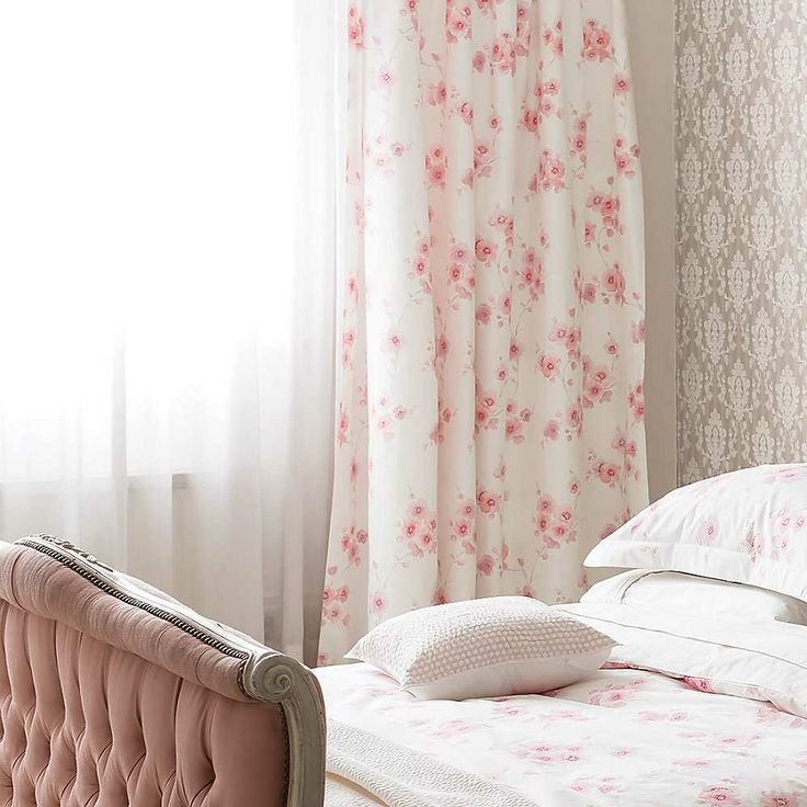 Bedeck Nara Pair of Standard Lined Curtains