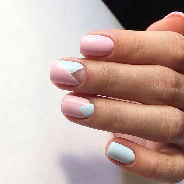Cute colors nail polish, great nail designs