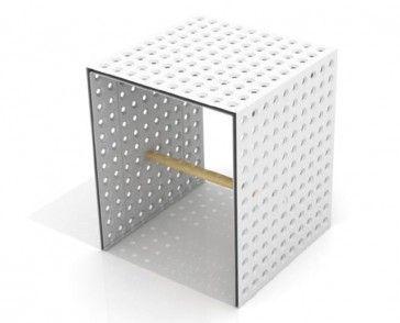 3 + OPEN  BOX Taburete Bajo