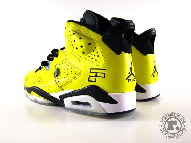 Air Jordan 6 Tokyo23 Custom  Sneakers  18b5c374b94b