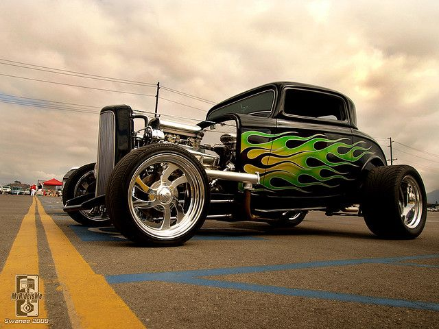 Goin Bad | Vintage | Pinterest | Hot rods, Cars and Hot cars