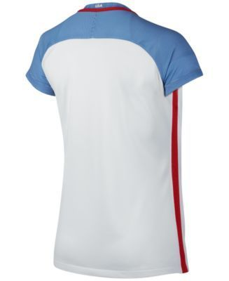 Nike Women's Usa National Team Home Stadium Jersey - White XL