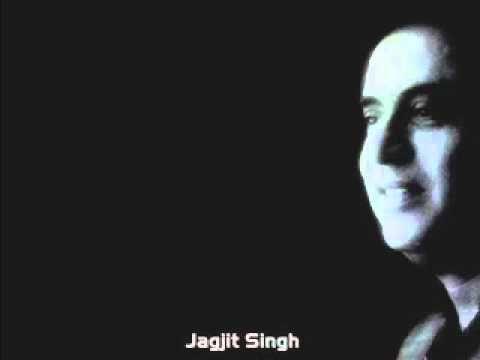 Hum To Hain Pardesh Mein Desh Mein Nikla Hoga Chand-Jagjit Singh (HQ) - YouTube