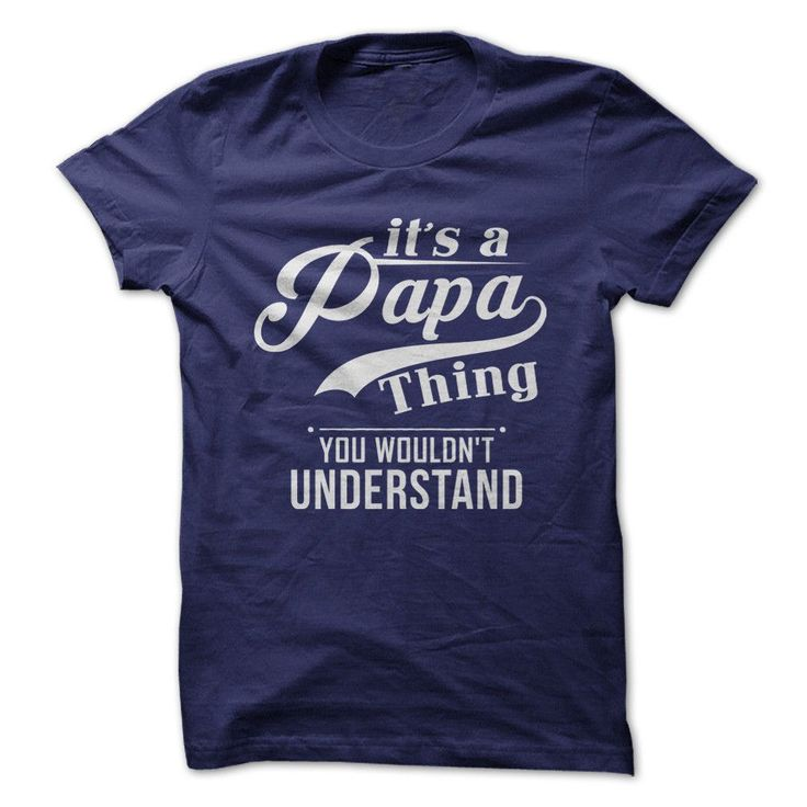 It's a Papa thing, you wouldn't understand. Let's just be honest. There is a very specific and special perspective that only Papas have. They receive the special blessing of watching their kiddos beco