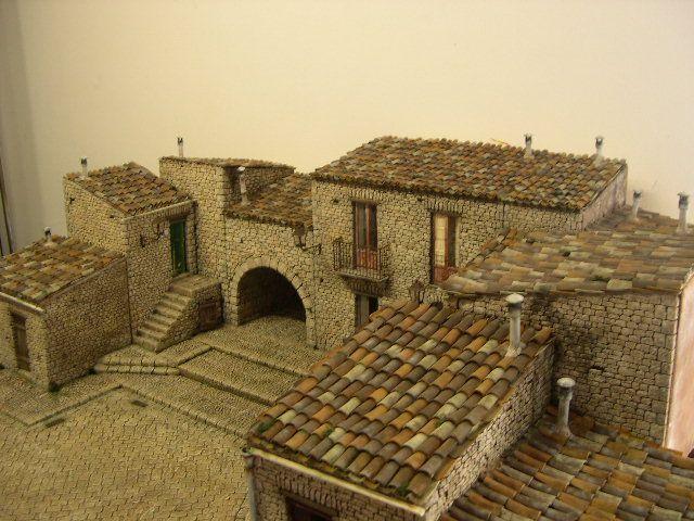Forum del Presepio Elettronico Multimediale (Il primo e unico) - Presepe siciliano