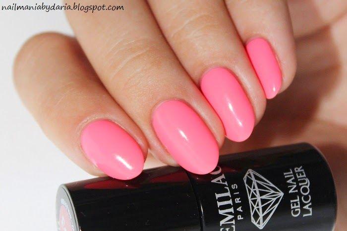 Stylizacja i Pielęgnacja Paznokci Naturalnych : Semilac, 033 Pink Doll ♥