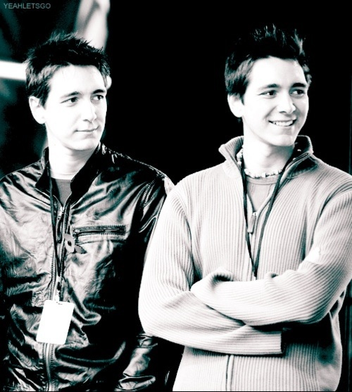 #precious #jamesandoliverphelps #weasleytwins #cute