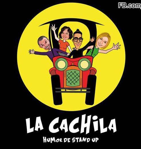 LLEGA A CLUB FELLINI LA CACHILA- HUMOR  de Stand Up. 3 Era Temporada!!!  1 presentador y 3 comediantes!  Jueves de SEPTIEMBRE 21, 30 hs. en Club Fellini (Pellegrini 1308)  Reservas al 341-4481147