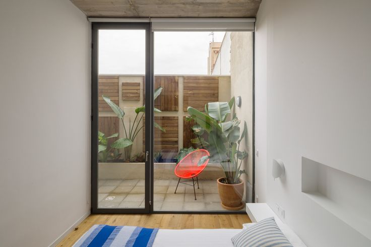 Bed and Blue by Nook Architects