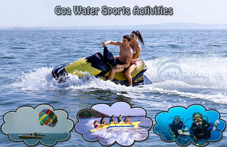 Planning for going somewhere to do the water sports activities? If so, Goa is just for you. Earnestly known as the 'Capital of Beaches in India',