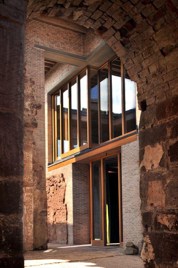Astley Castle | Wienerberger Brick Award 14