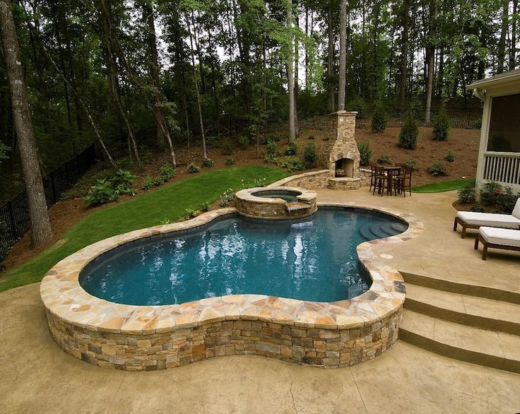 Best 25+ Pool sizes ideas on Pinterest | Swimming pool size, Small ...