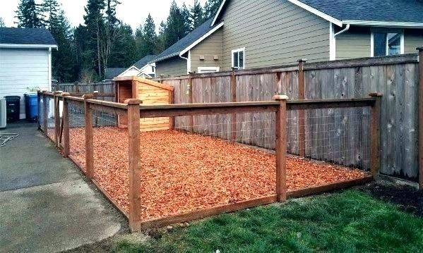 dog area ideas dog fences   backyard dog fence