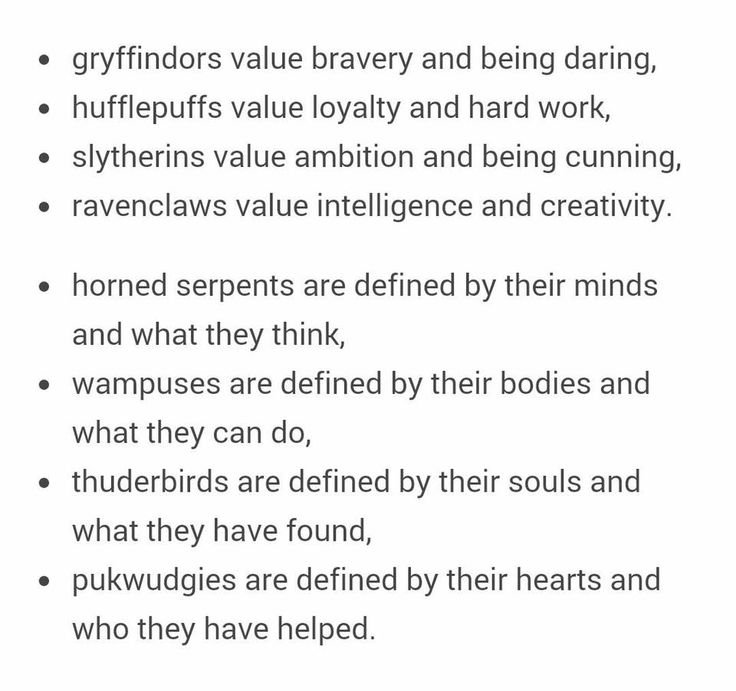 I honestly think that Ilvermorny is sorting it's students better than Hogwarts because it's focusing on the four core aspects of a human being (mind, soul, heart, and body) and categorizing them by which each individual connects to most, rather than by certain traits that don't necessarily define a person.