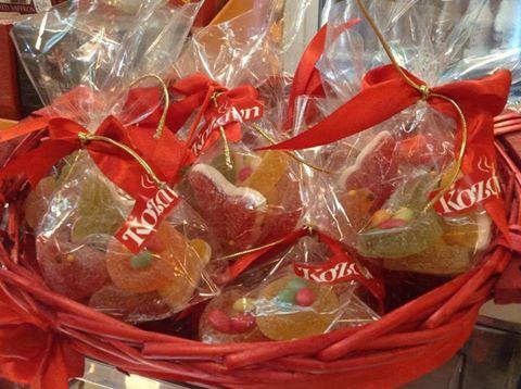 Ζελεδάκι, αγάπη μου!!!***Jellies, my love !!! Ζαχαροπλαστειο Κοζανη Kozani  dessert shop traditional sweets and pies.