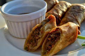 Ginger beef eggrolls | Food | Pinterest | Ginger Beef, Beef and Html