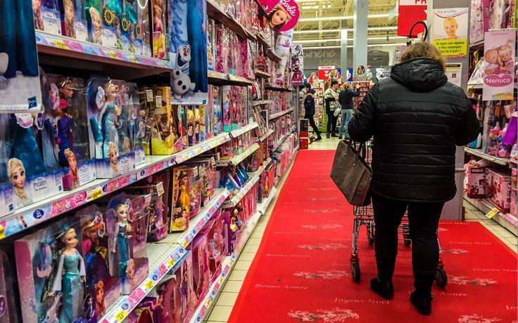 """Des jouets qui se transforment en """"espions"""", ce n'est pas le scénario d'un film de sciences fiction mais une menace bien réelle, selon l'étude d'une association de consommateurs."""