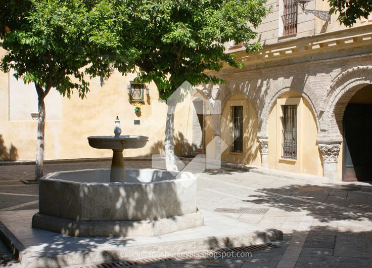 Sevillanos por Sevilla: Visita a la Iglesia del Salvador. Sevilla, Spain.