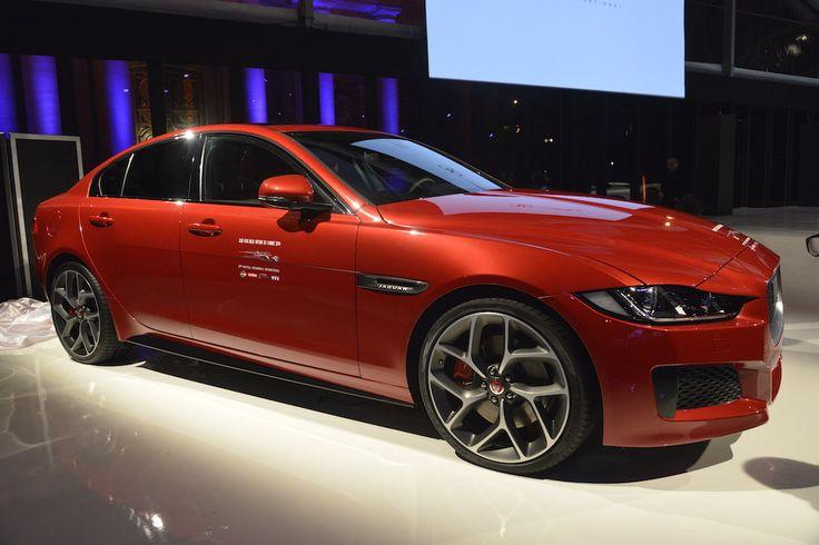 La Jaguar XE élue 'Plus Belle Voiture de l'Année 2014′ - via Jaguar Land Rover Fréjus www.jaguarlandrover-cotedazur.com