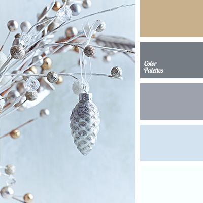 color palette for the winter