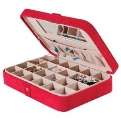 38 best Jewelry Boxes for Women Hanging Necklace Organizer