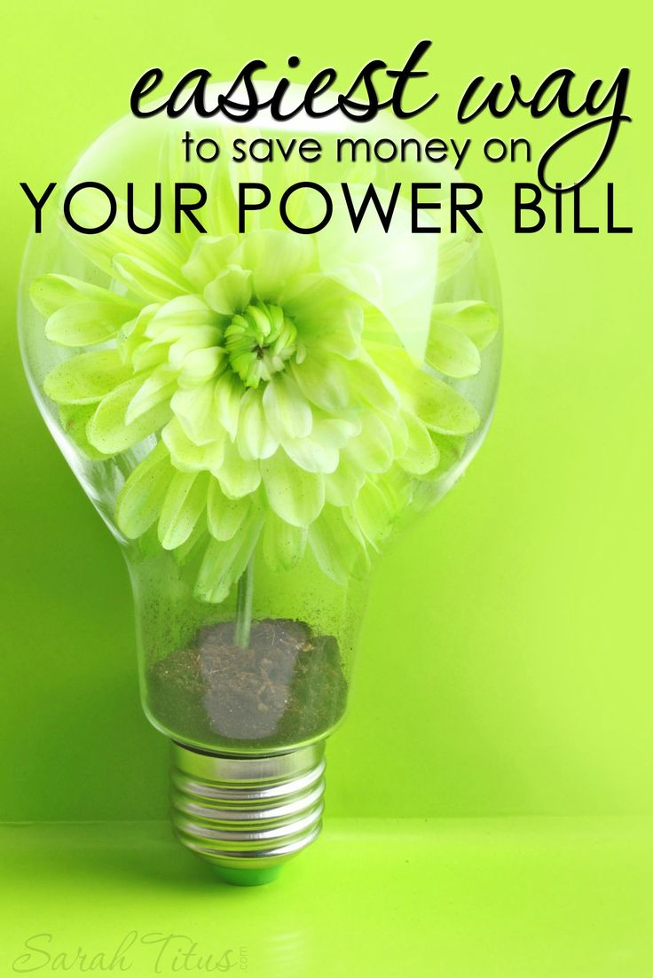 This has got to be THE EASIEST way to save money on your power bill! I never thought of using aluminum foil!