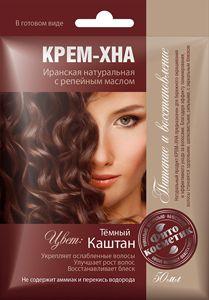 Liveno24: Naturalna Henna roślinna do włosów wzbogacona olej...