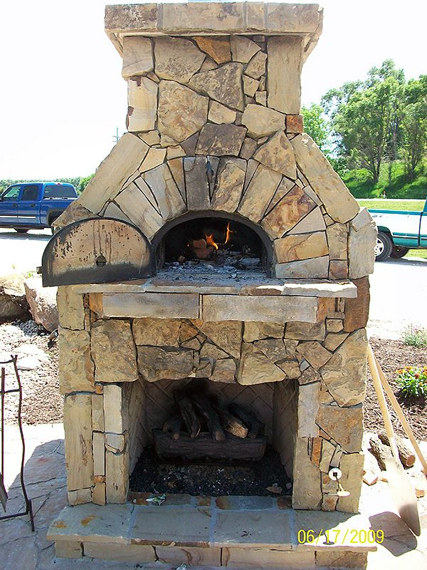 how to get a wood oven hotter