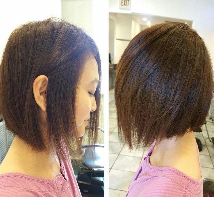 Haircut by Cindy  _hairbycindy #shorthair _hairbycindy#shorthair #shorthairstyles #shorthairdontcare #cutehair #haircut #hair #hairoftheday #hairoftheweek #hairenvy #hairgoals #hairofinstagram #prettyhair #hairgasm #예쁜머리 #미용사 #데일리룩 #머리스타일 #단발 #짧은머리