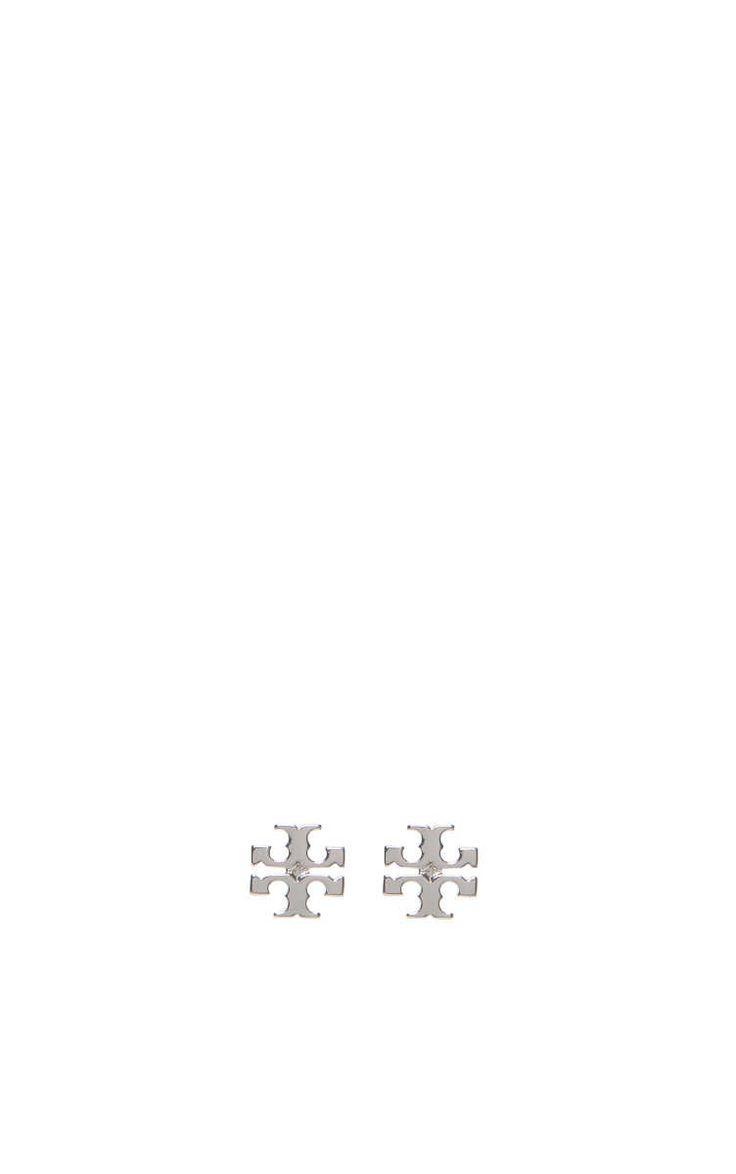 Örhänge Small T-logo Stud SILVER - Tory Burch - Designers - Raglady