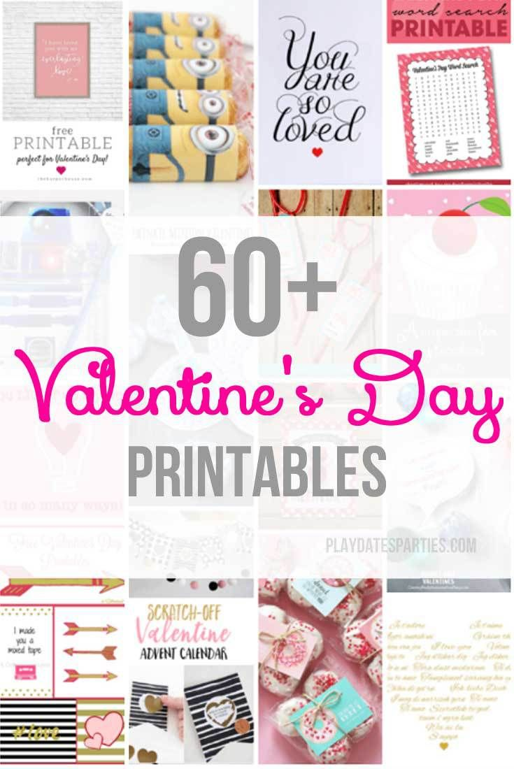 1510 best valentine printables 3 images on pinterest valentines