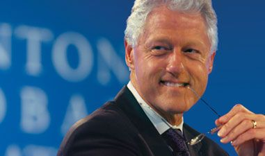 Bill Clinton discussed his whole foods plant-based diet on the Ellen show.  Anyone see this?