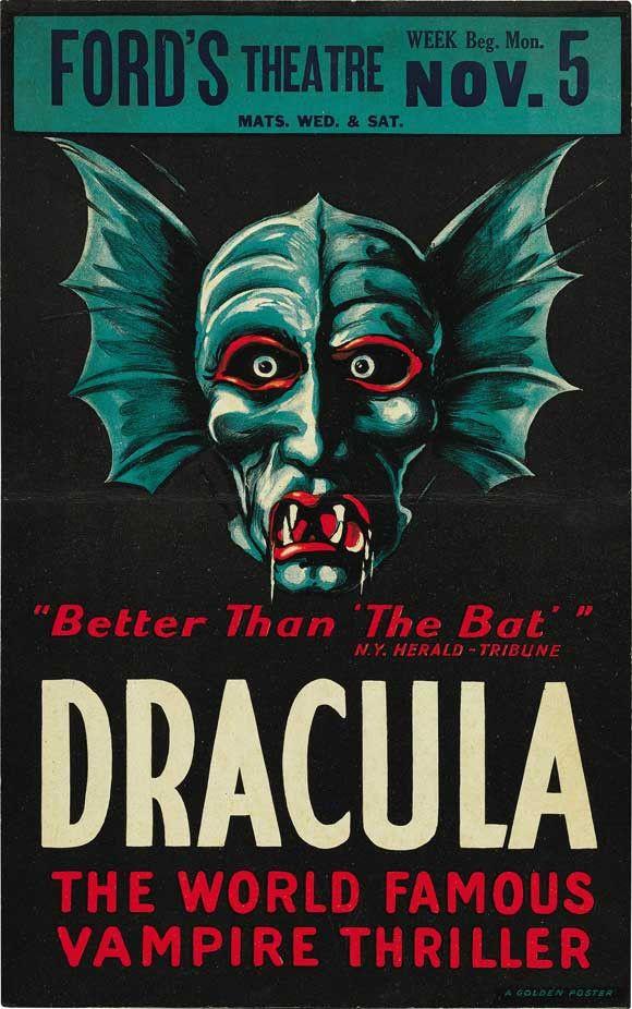 Dracula 11x17 Movie Poster (1931)
