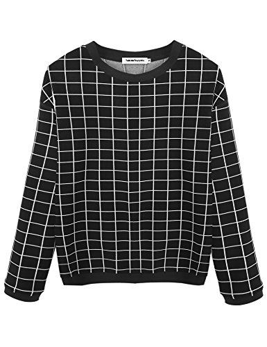BOYLYMIA® Women's Pullover Long Sleeve Sports Active Sweatshirts Outdoors Tops(Medium,Black) Boylymia http://www.amazon.com/dp/B01ADVA6BS/ref=cm_sw_r_pi_dp_6WUOwb14ED1TE
