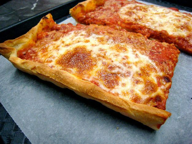 Cook the Book: Sicilian Pizza | Serious Eats : Recipes