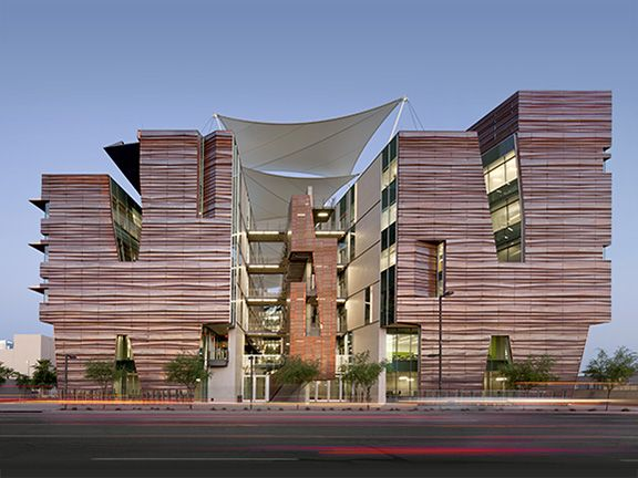 2013 Los Angeles Architectural Awards, U201cBest Of L. Architectsu201d Award:  Health Sciences Education Building (Phoenix, AZ), Design/Executive Architecture  Firm: ... Amazing Pictures