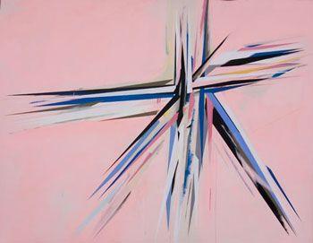 Jaime Gili, Eichner, 2007, acrylic on canvas