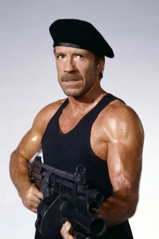 All Chuck Norris Movies List