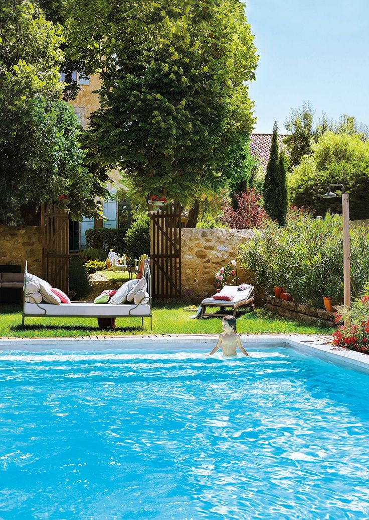171 Best Pools Images On Pinterest Outdoor Pool My House And Natural Swimming Pools