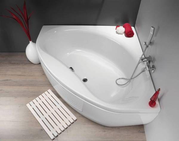 Les 25 meilleures id es de la cat gorie baignoire for Baignoire sabot acrylique