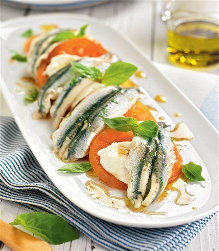 Boquerones en vinagre con tomate halasak imagenes de - Calorias boquerones en vinagre ...