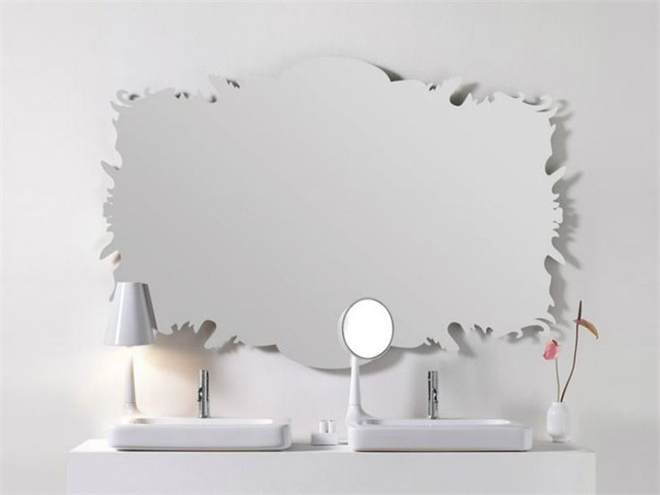Specchio bagno ORGANICO Collezione The Hayon Collection by BISAZZA Bagno | design Jaime Hayón