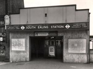 South Ealing Tube Station