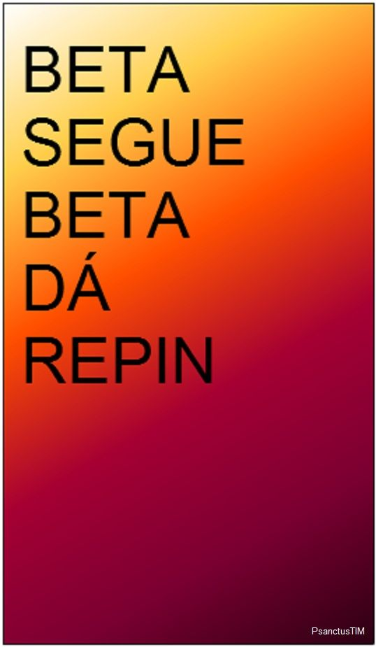 Beta segue Beta
