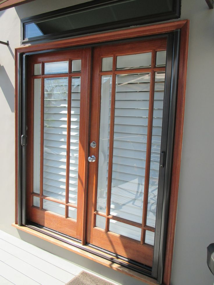 114 best images about french door stowaway retractable for Screen doors for french doors