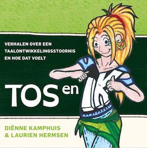 Boekje met korte verhalen, tips en duidelijke illustraties om met kinderen met een taalontwikkelingsstoornis (TOS) in gesprek te gaan.