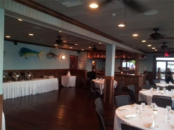 One Of The Preferred Reception Venues For Simple Elegant Weddings On Fort Myers Beach Florida