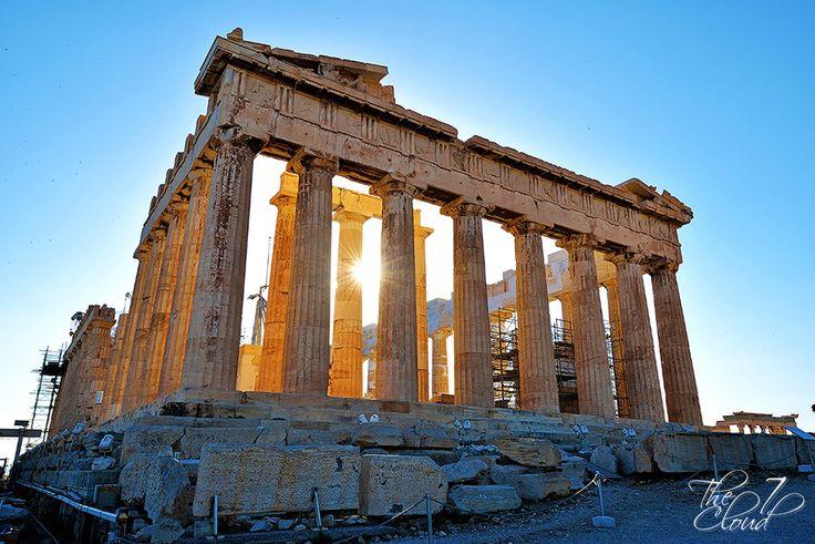 Athens - Pathenon