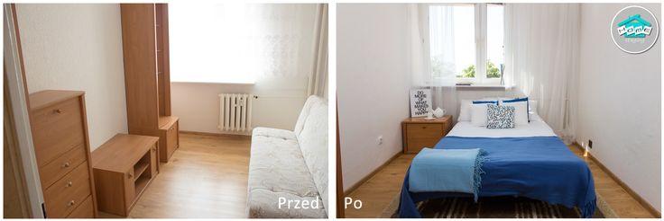 Metamorfoza mieszkania przy ul. 26 Kwietnia w Szczecinie