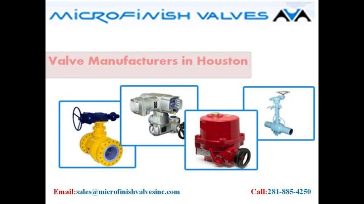 Industrial Valve Manufacturers USA - Microfinish Valves Inc